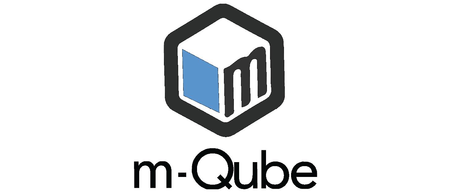 M-qube logo