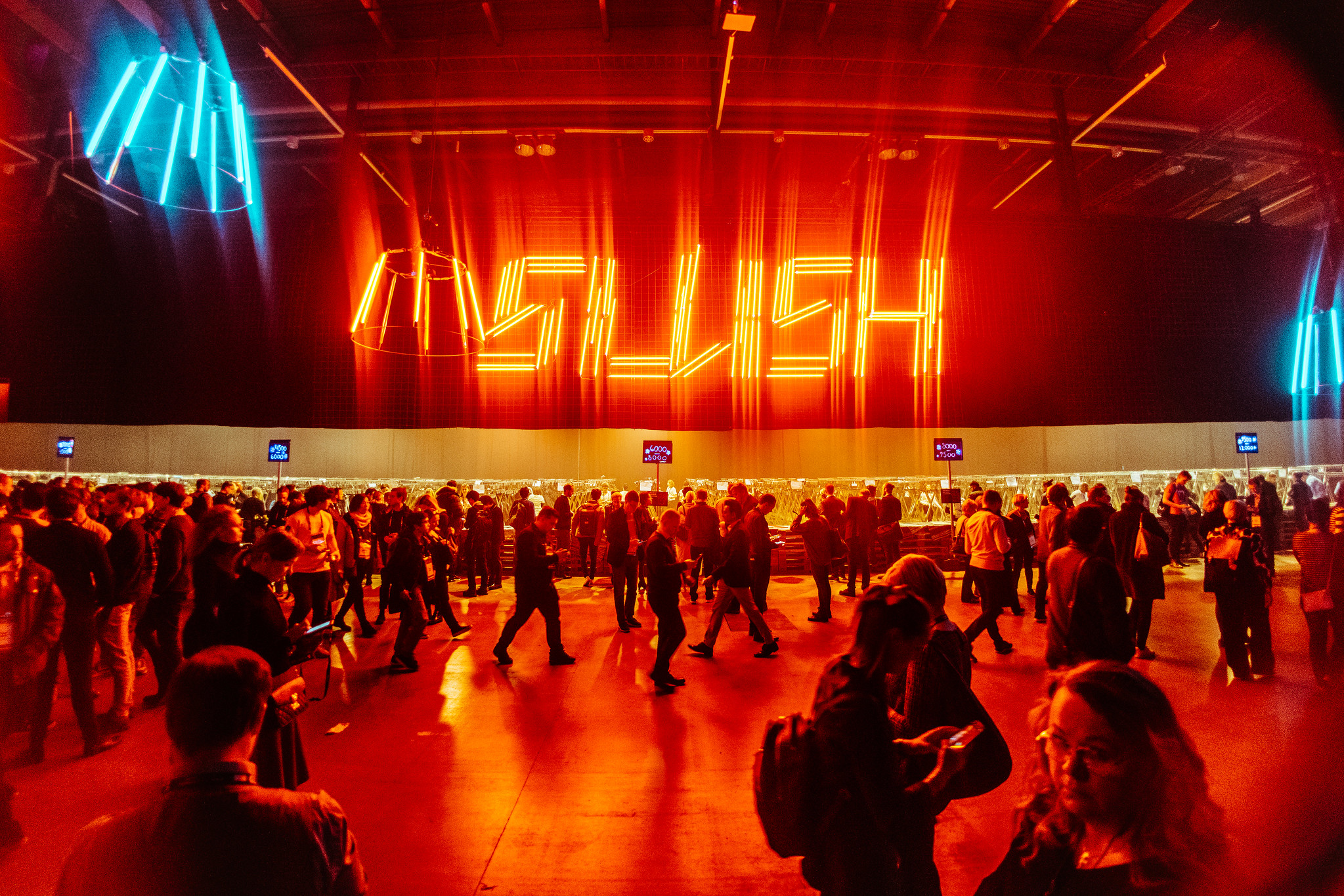 Community and purpose: Lessons from Slush 2019