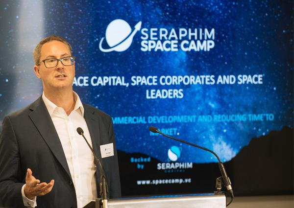 Seraphim Space Camp reveals Mission 5 cohort