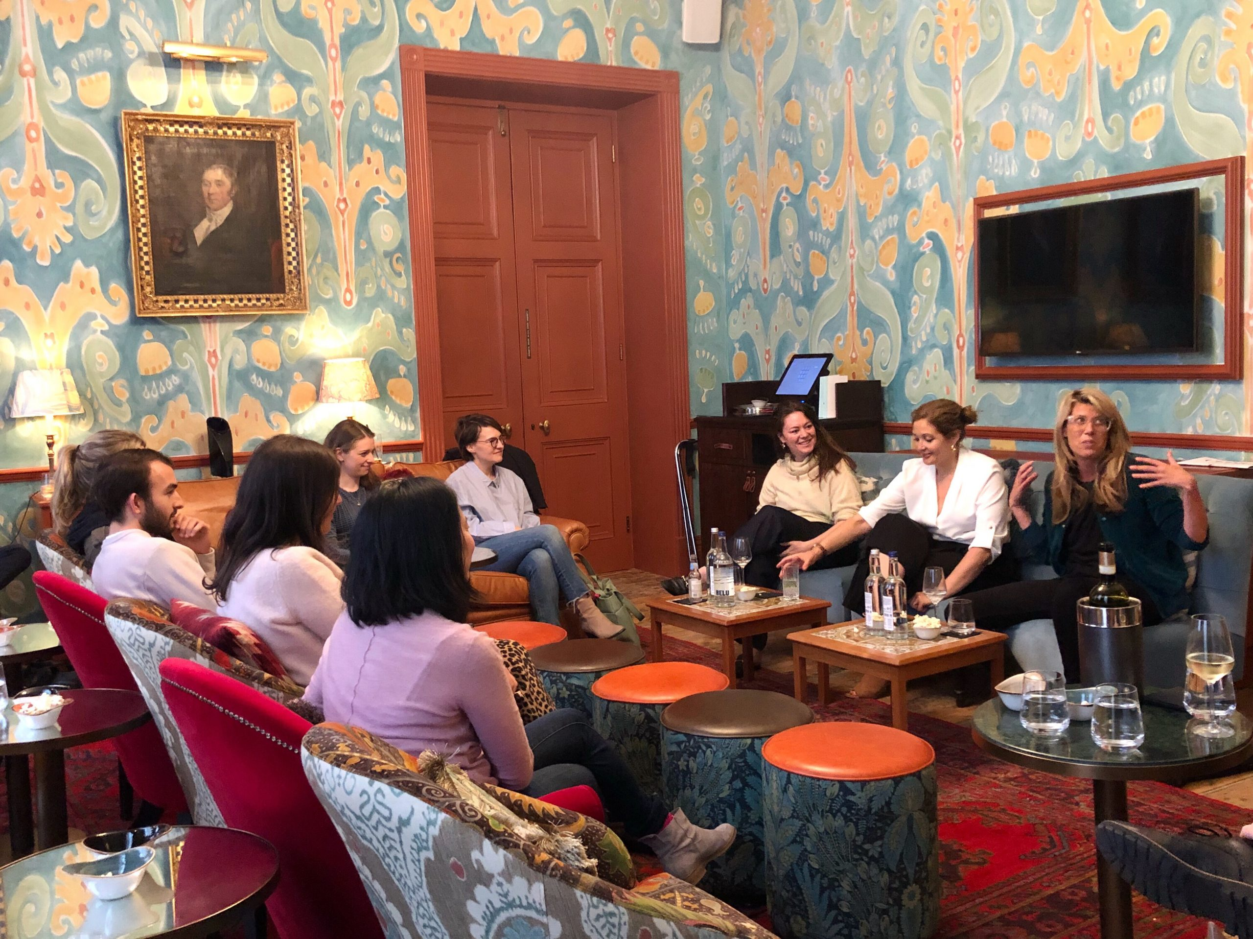 Women in Tech Panel – Home Grown private members club