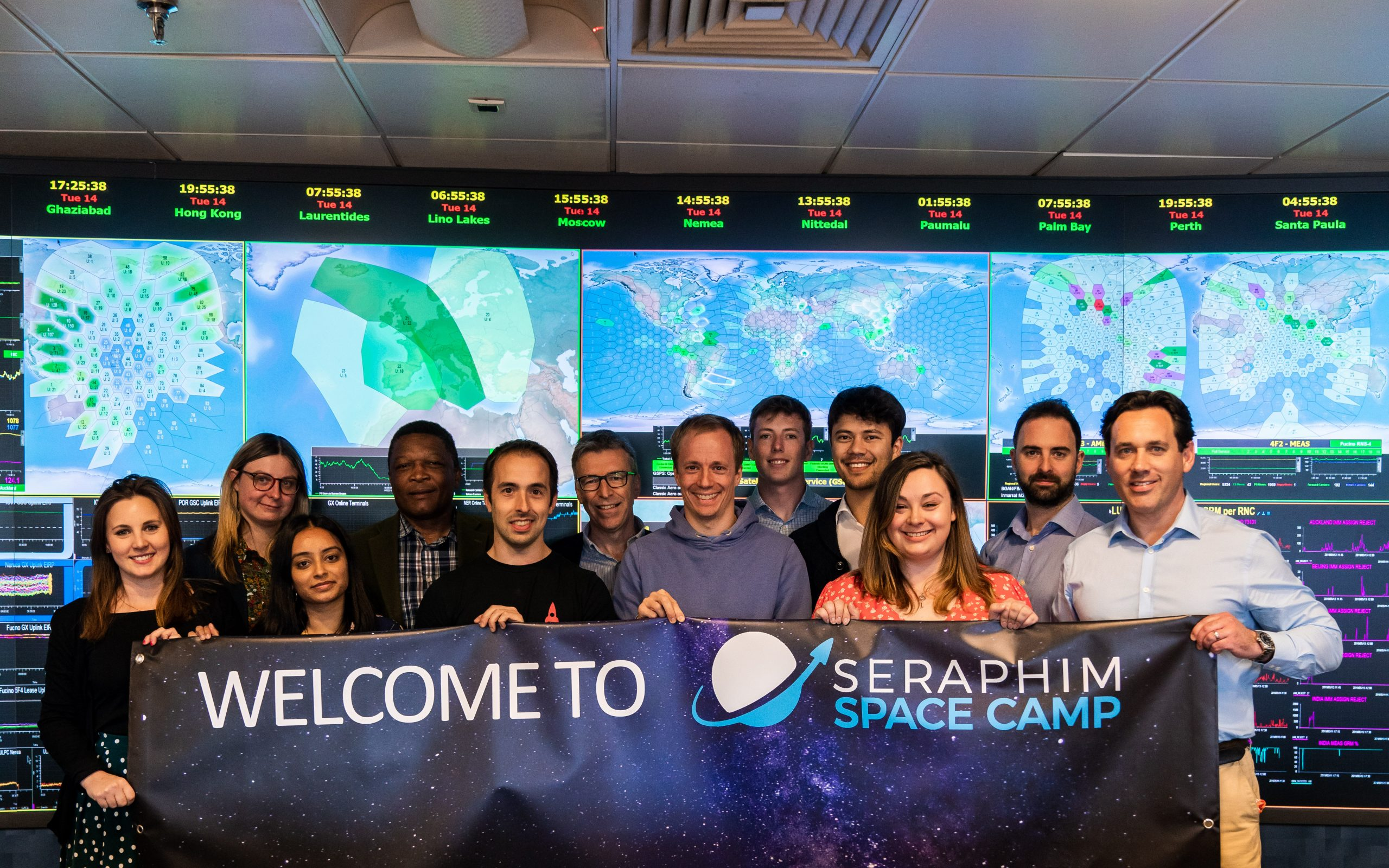 Seraphim Space Camp Launches Mission 3