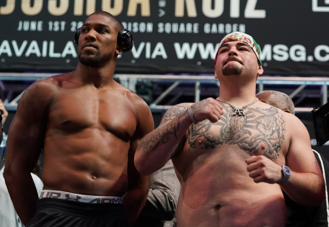 Joshua vs. Ruiz fight attracts over 13 million unlicensed viewers globally