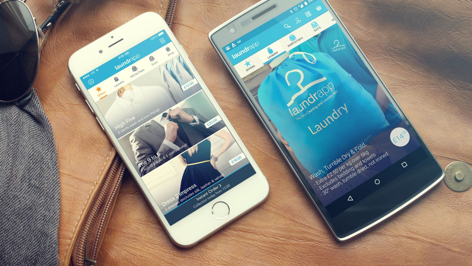 Laundrapp and Zipjet combine to form largest on demand laundry service