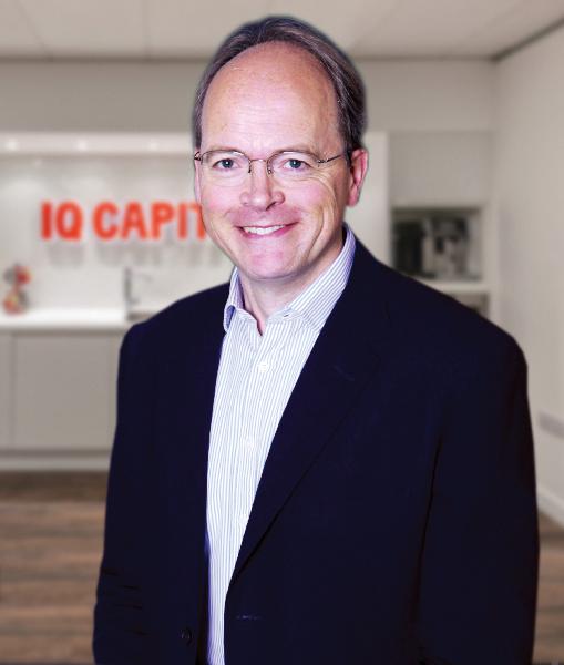 IQ Capital welcomes Simon Hirtzel as General Partner & COO
