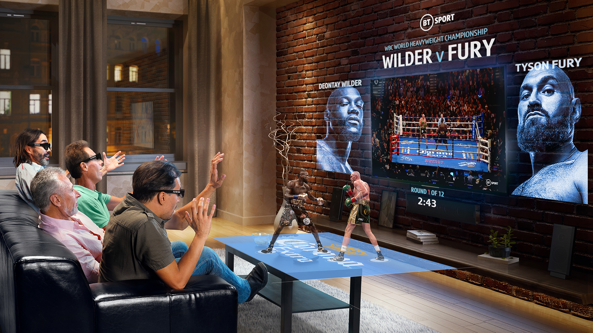 Immersive technology startup Condense Reality raises £800k seed round led by SFC Capital to transform the experience of watching live events