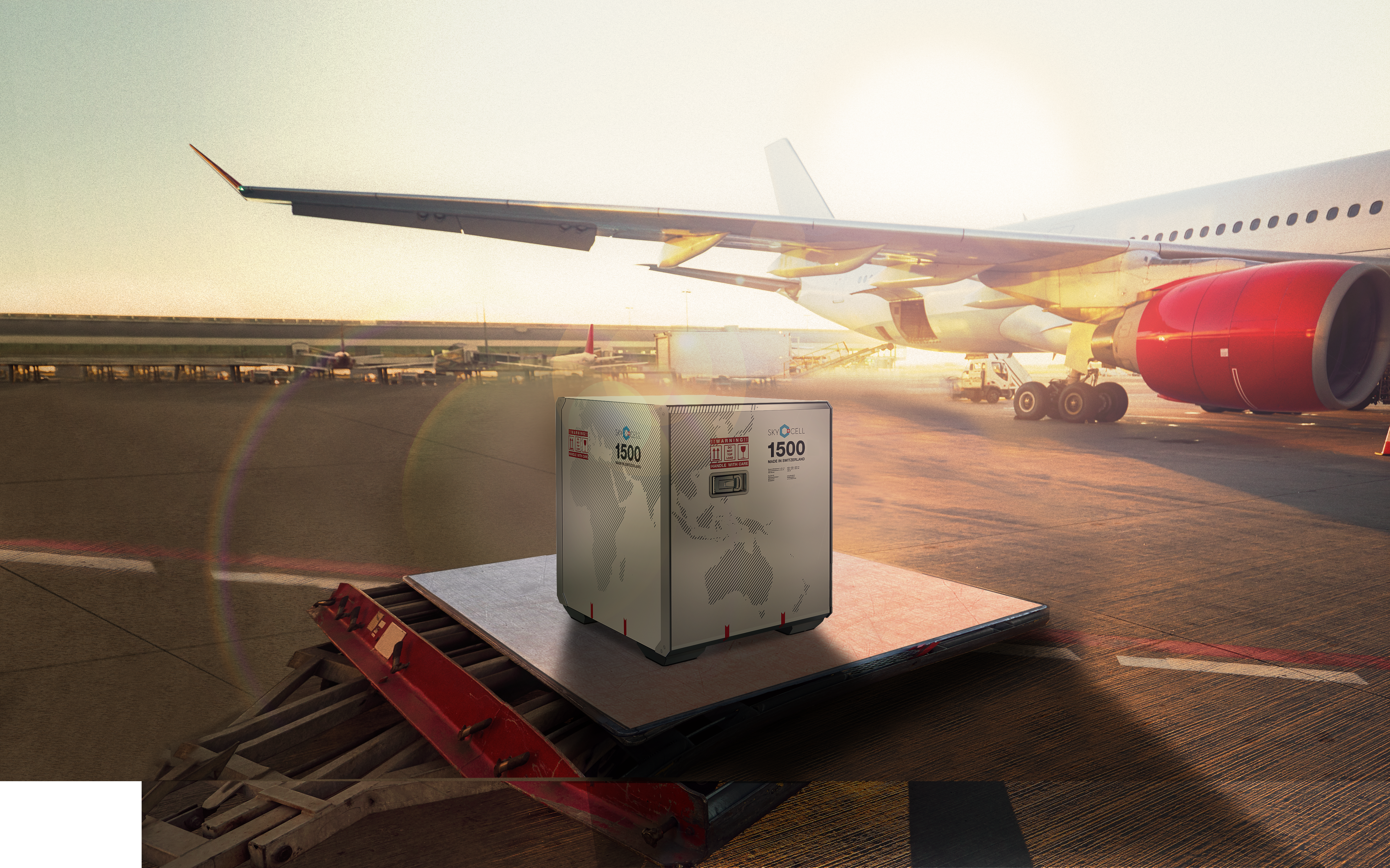 Virgin Atlantic partners with SkyCell to ensure the safe and secure shipment of valuable pharma products worldwide
