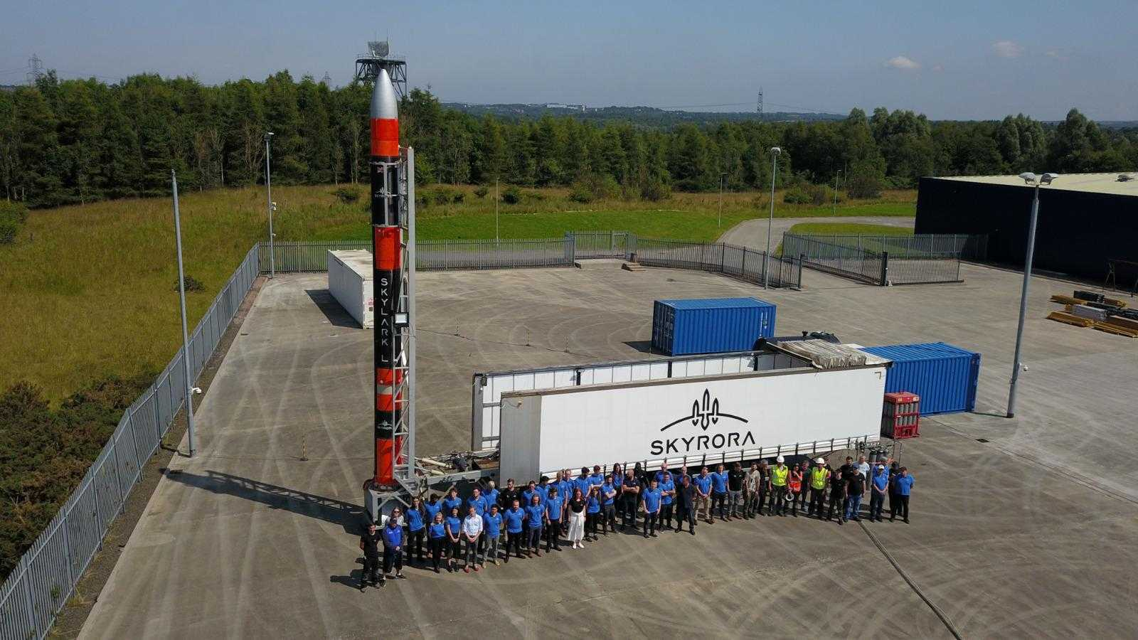 Skyrora agrees multi-launch deal with Shetland spaceport for the next decade